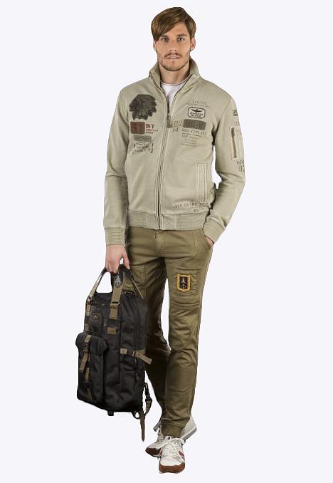 Толстовка Aeronautica Man